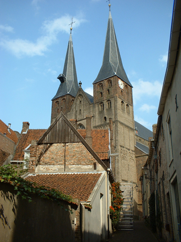 Deventer-Bergkerk